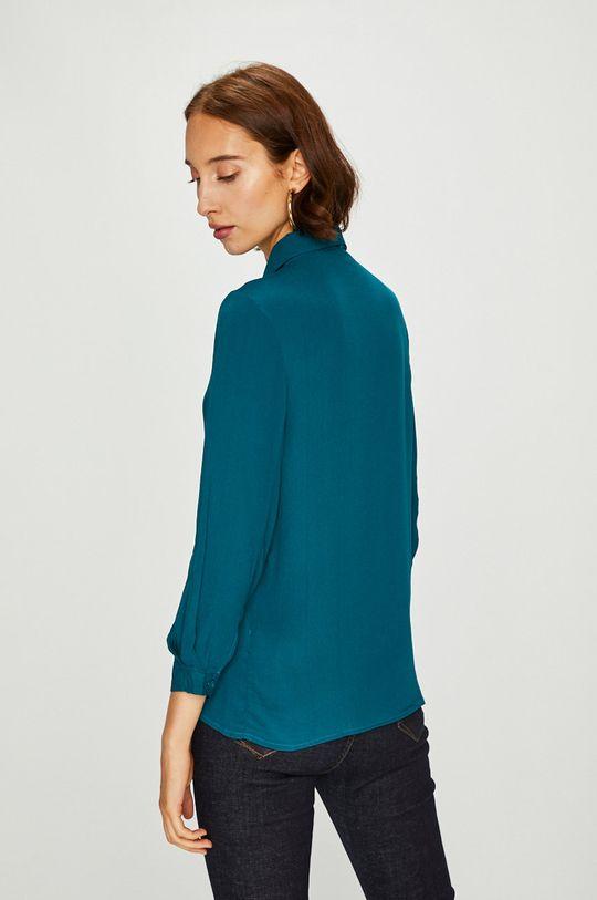tyrkysová modrá Answear - Košeľa