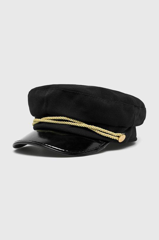 čierna Answear - Čiapka so šiltom Dámsky