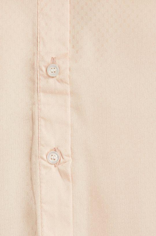 Answear - Košeľa pastelová ružová