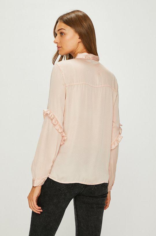 pastelová ružová Answear - Košeľa