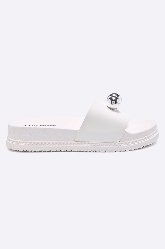 žltá Answear - Šľapky Lux Shoes Dámsky