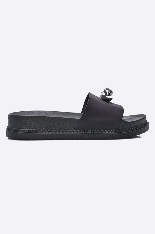 čierna Answear - Šľapky Lux Shoes Dámsky
