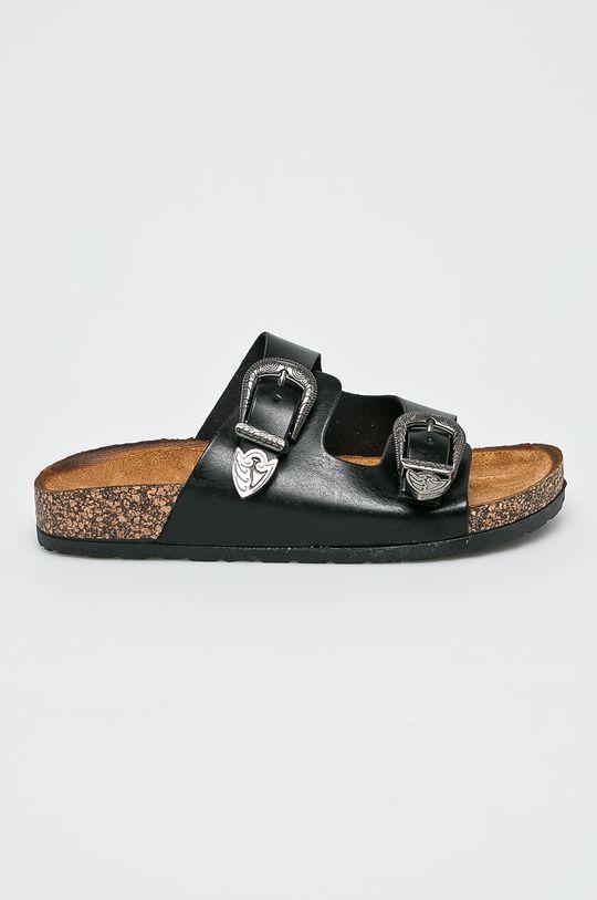 čierna Answear - Šľapky SDS Dámsky