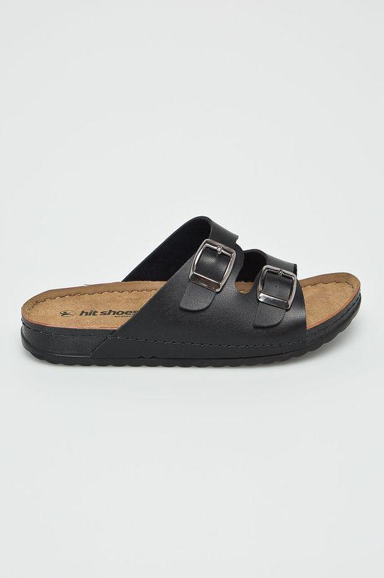 čierna Answear - Šľapky Hit Shoes Dámsky