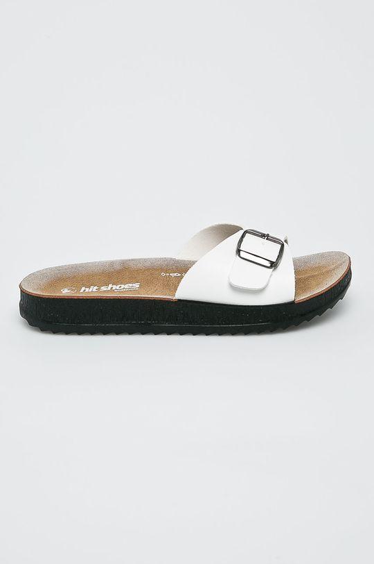 biela Answear - Šlapky Hit Shoes Dámsky