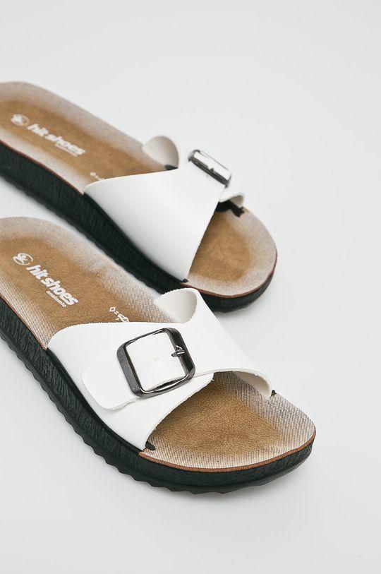 Answear - Šlapky Hit Shoes biela