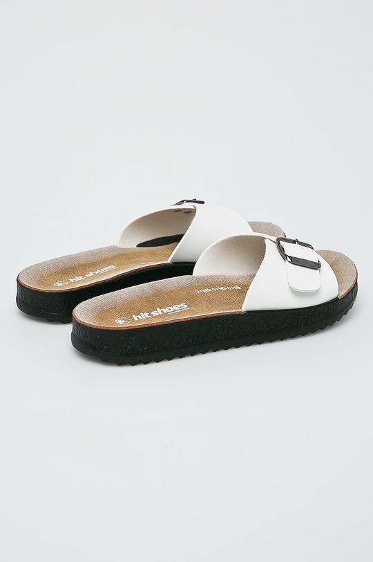 biela Answear - Šlapky Hit Shoes