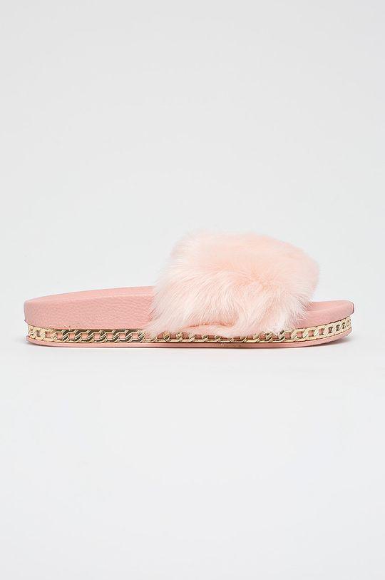 ružová Answear - Šľapky Super Women Dámsky