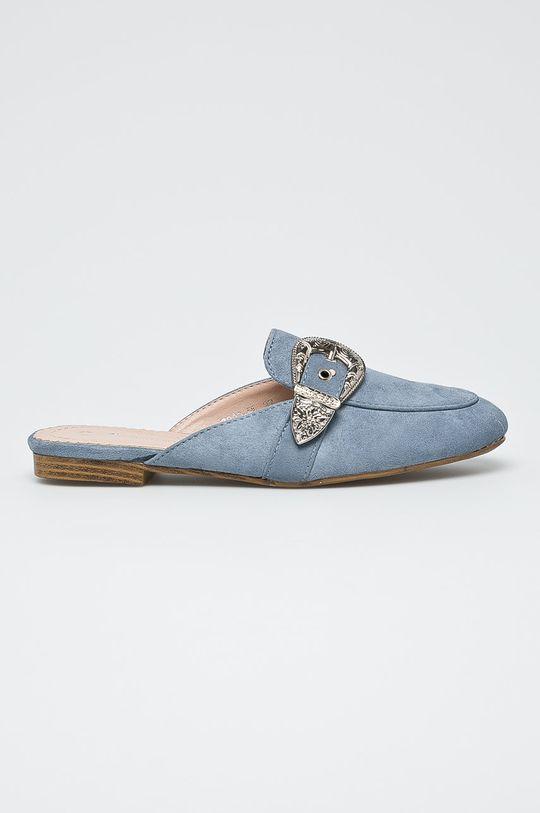 modrá Answear - Šľapky Super Women Dámsky