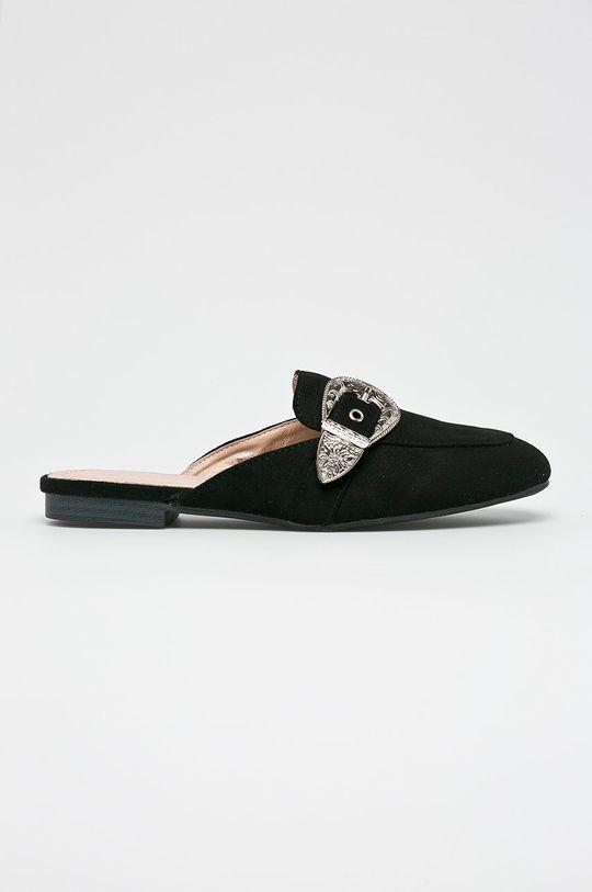 čierna Answear - Šľapky Super Women Dámsky