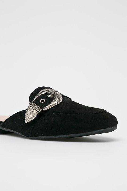 čierna Answear - Šľapky Super Women