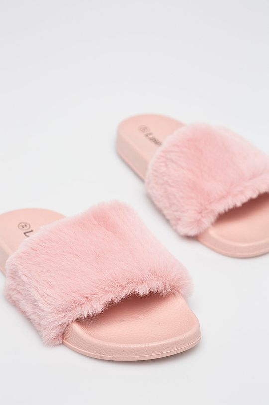 Answear - Šľapky Lisa ružová