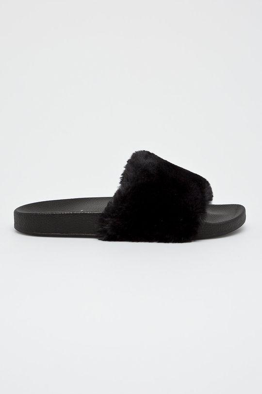 čierna Answear - Šľapky Lisa Dámsky
