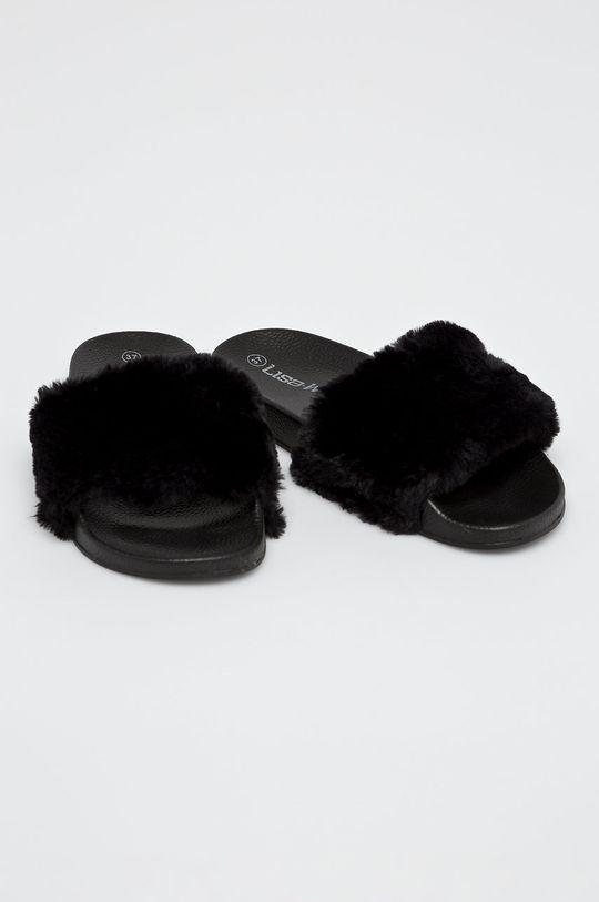 Answear - Šľapky Lisa čierna