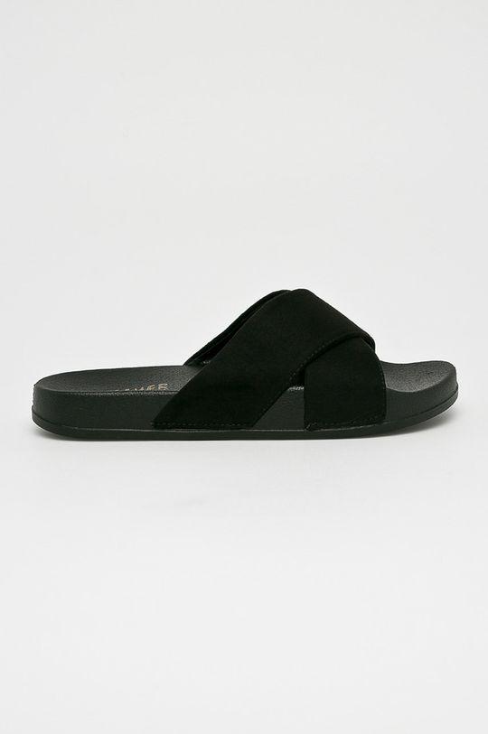čierna Answear - Šľapky Haver Dámsky