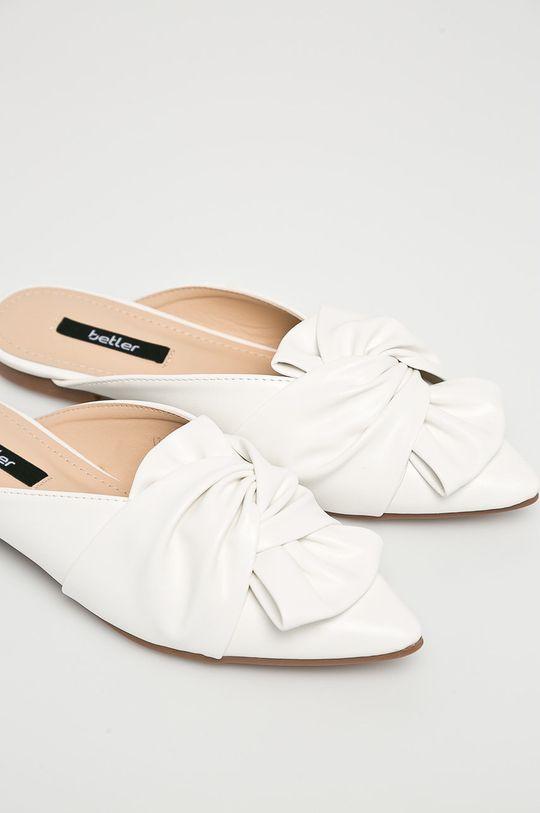 Answear - Šľapky Betler biela