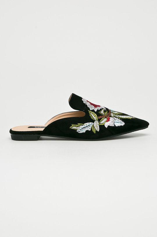 čierna Answear - Šľapky Betler Dámsky
