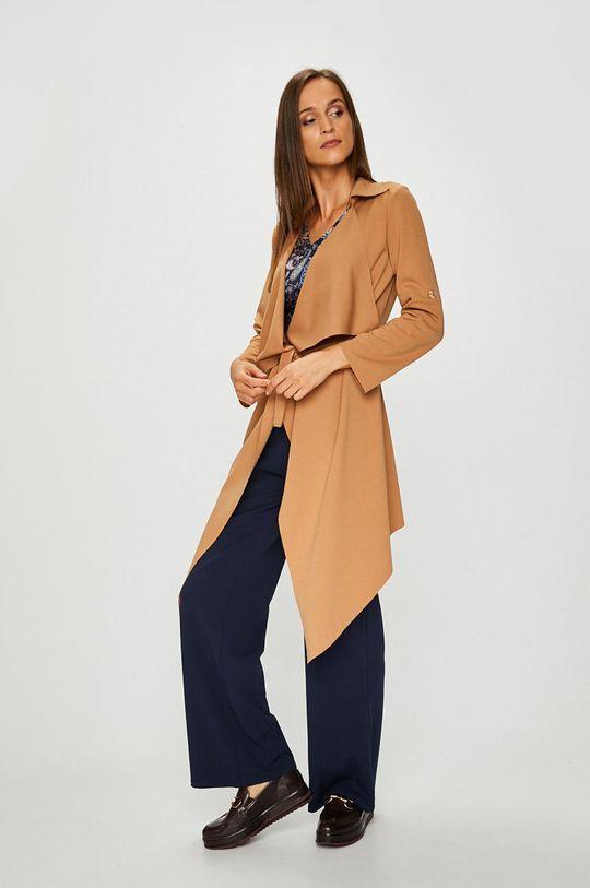 maro auriu Answear - Palton De femei