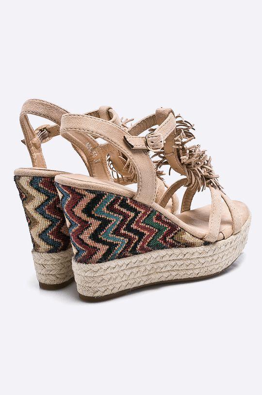 béžová Answear - Sandále Girlbood