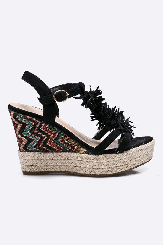 čierna Answear - Sandále Girlbood Dámsky