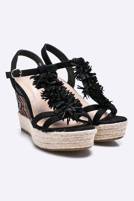 Answear - Sandále Girlbood čierna