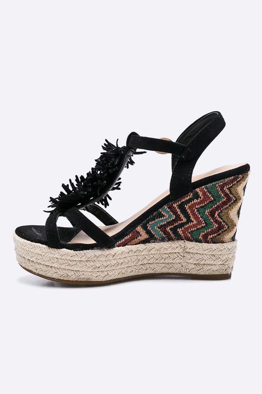 Answear - Sandále Girlbood <p>Zvršok: Textil Vnútro: Syntetická látka, Textil Podrážka: Syntetická látka</p>