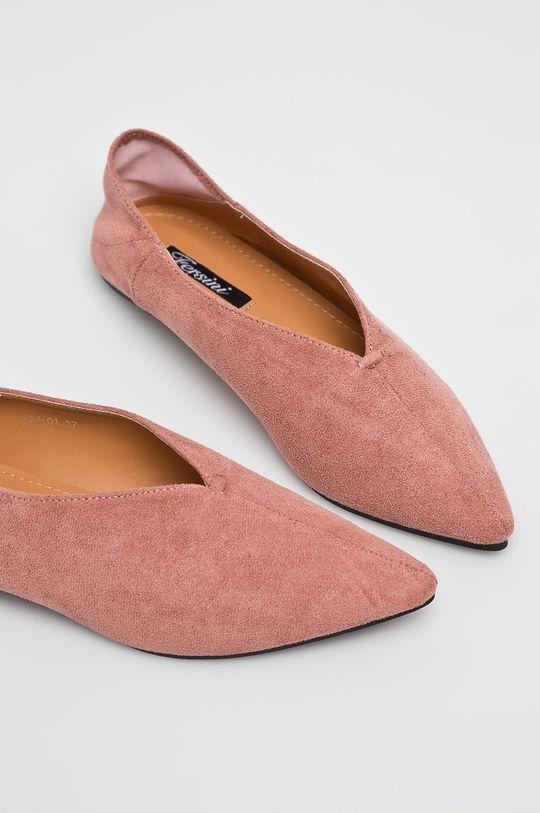 Answear - Poltopánky Fersini ružová