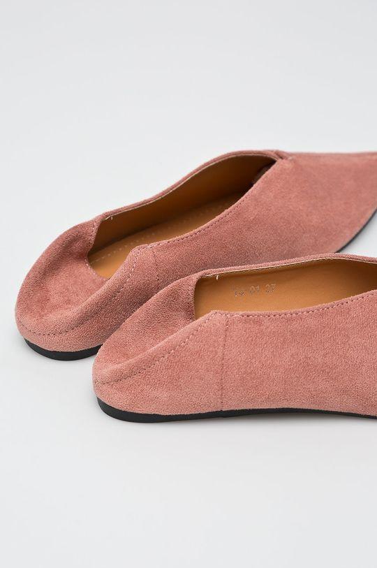 Answear - Poltopánky Fersini <p>Zvršok: Textil Vnútro: Syntetická látka Podrážka: Syntetická látka</p>