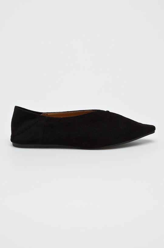 čierna Answear - Poltopánky Fersini Dámsky