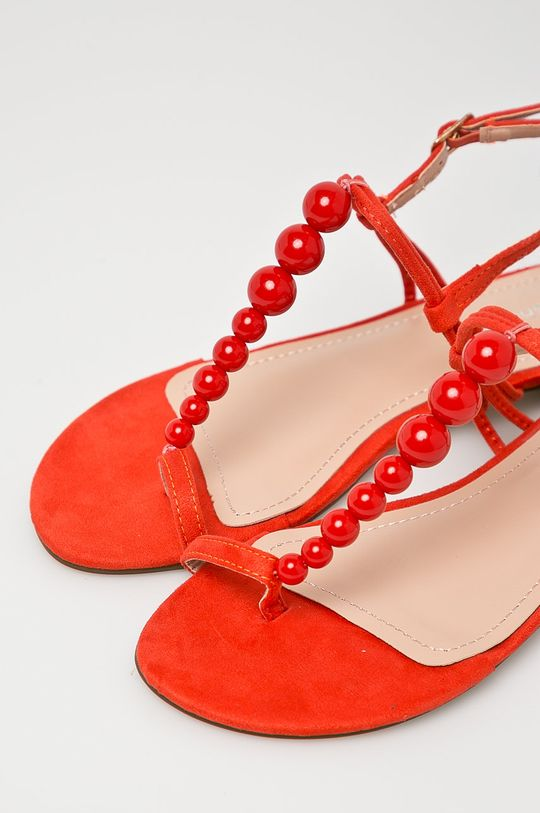 Answear - Sandále Ideal Shoes oranžová