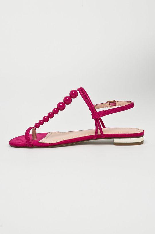 Answear - Sandále Ideal Shoes <p>Zvršok: Textil Vnútro: Syntetická látka Podrážka: Syntetická látka</p>