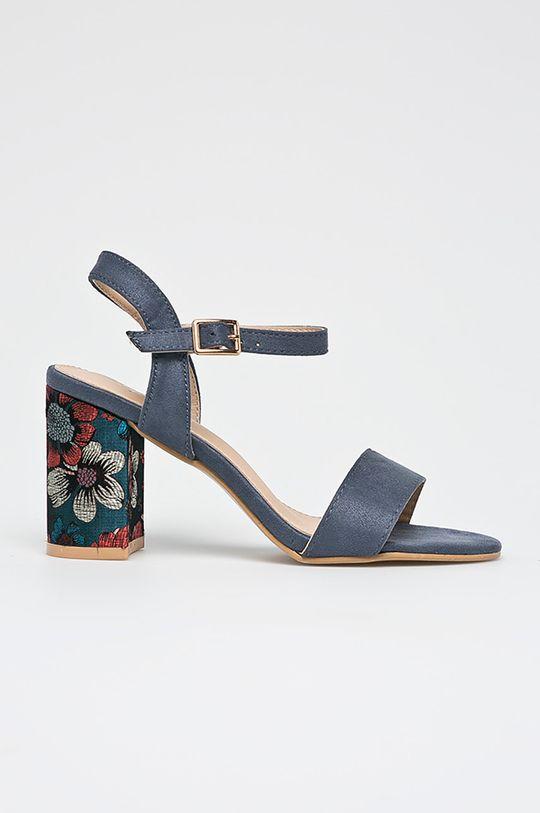 modrá Answear - Sandále Super Women Dámsky