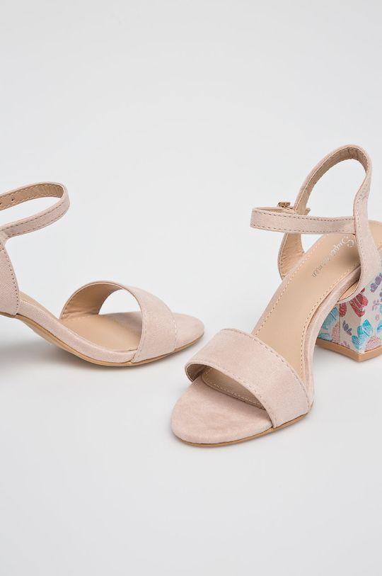 Answear - Sandále Super Women béžová