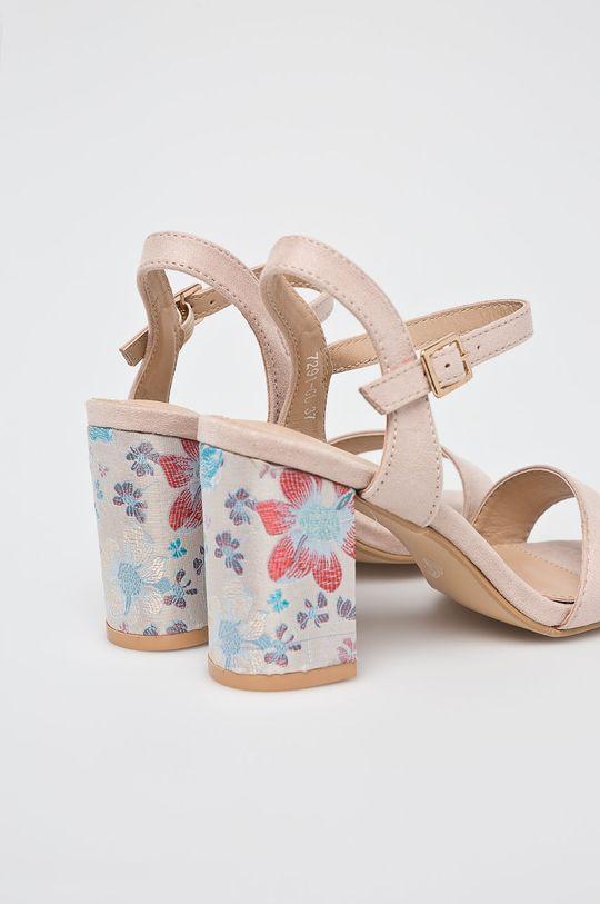 béžová Answear - Sandále Super Women