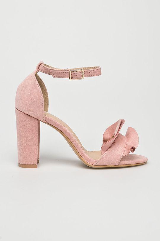 ružová Answear - Sandále SDS Dámsky