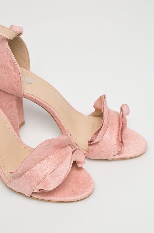 Answear - Sandále SDS <p>Zvršok: Textil Vnútro: Syntetická látka Podrážka: Syntetická látka</p>