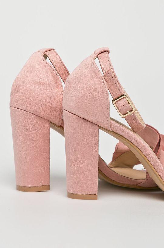 ružová Answear - Sandále SDS