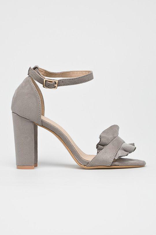 sivá Answear - Sandále SDS Dámsky