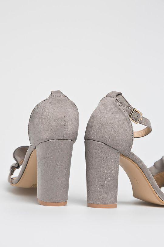 sivá Answear - Sandále SDS