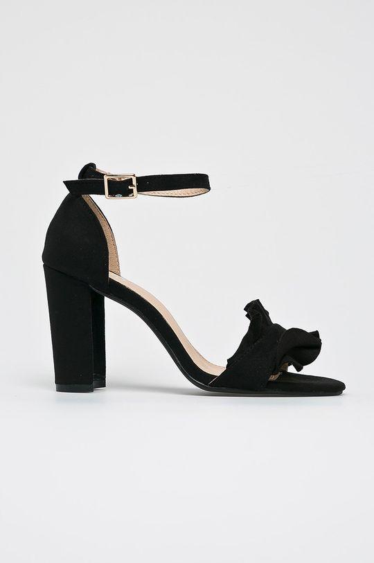 čierna Answear - Sandále SDS Dámsky