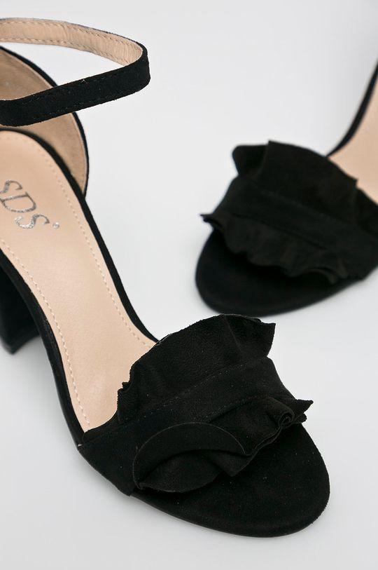 Answear - Sandále SDS čierna