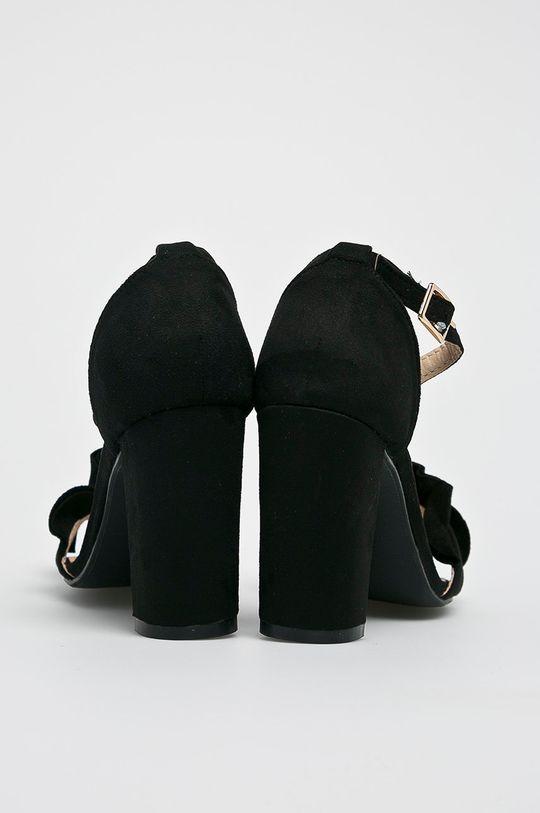 čierna Answear - Sandále SDS