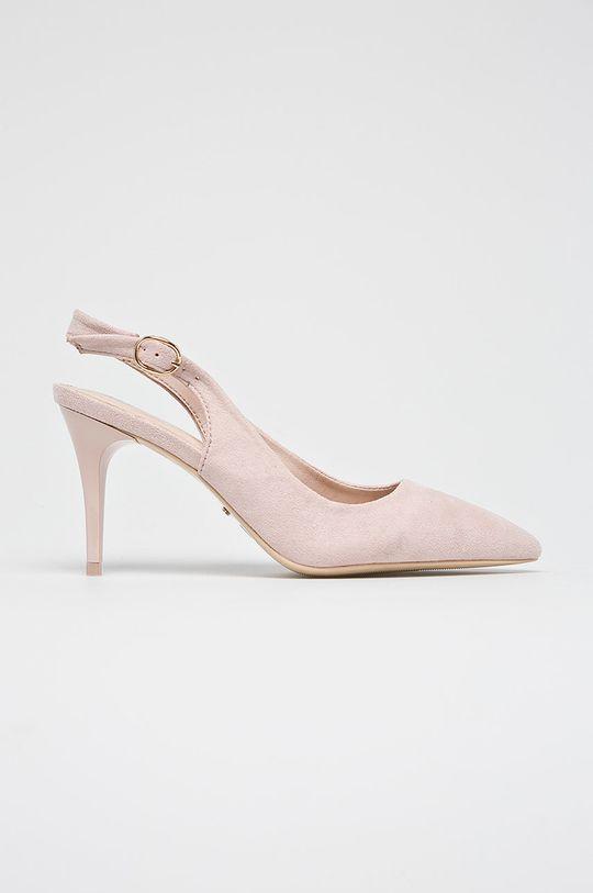pastelová ružová Answear - Lodičky Dámsky