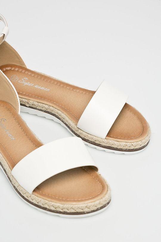 Answear - Sandále Super Women biela