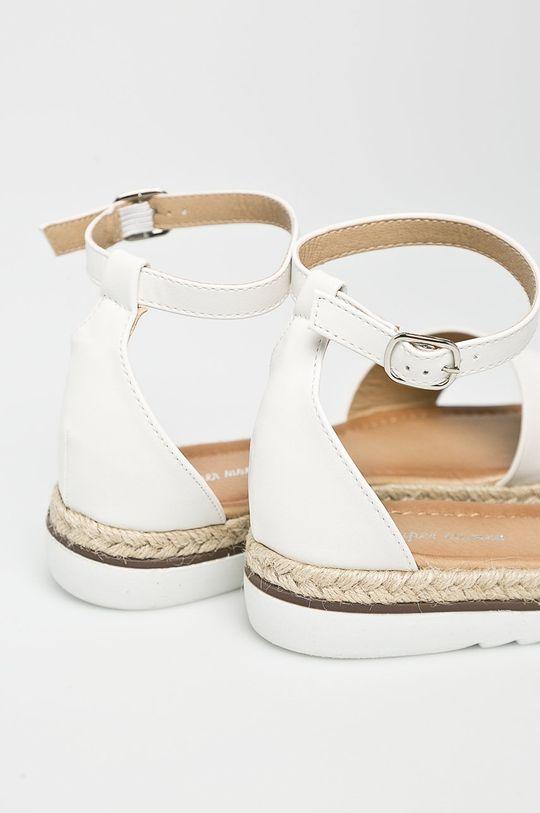 biela Answear - Sandále Super Women