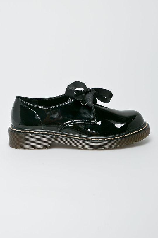 čierna Answear - Poltopánky Super Mode Dámsky