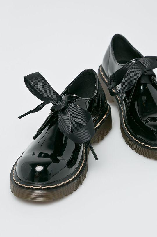 Answear - Poltopánky Super Mode čierna