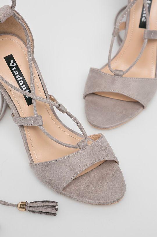 Answear - Sandále Viadante sivá