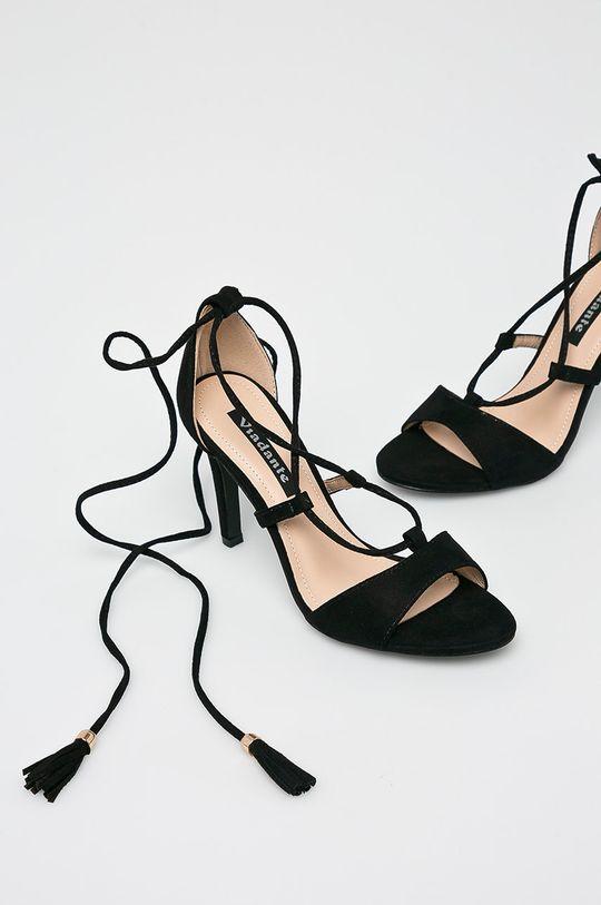 Answear - Sandále Viadante <p>Zvršok: Textil Vnútro: Syntetická látka, Textil Podrážka: Syntetická látka</p>