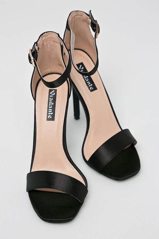 Answear - Sandále Viadante čierna